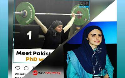 Si Perombak Busana Hijab Angkat Besi, Kulsoom Abdullah Ajukan Ini ke IWF