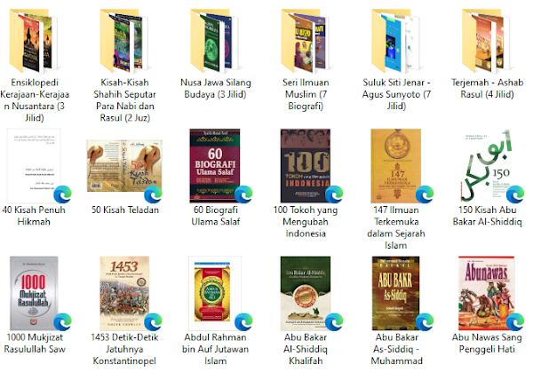 download buku sejarah peradaban islam dan siroh nabawiyah