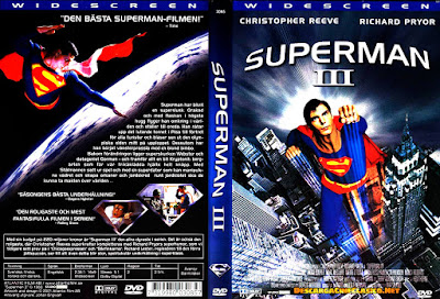 Carátula dvd: Superman III