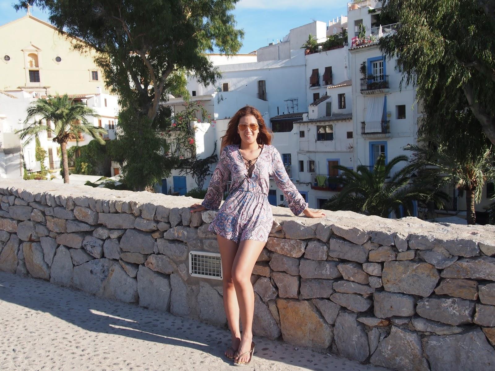 2015 Travel Diaries Ibiza Old Town And San Antonio De
