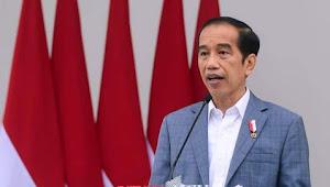 Presiden Jokowi saksikan pengucapan sumpah jabatan sembilan anggota Ombudsman