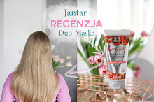 Jantar Duo-Maska - recenzja taniej maski emolientowej