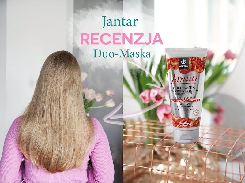 Jantar Duo-Maska - recenzja taniej maski emolientowej - czytaj dalej »