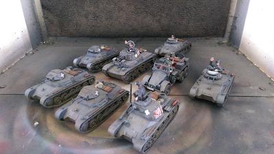 Panzer 1 Horde
