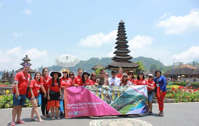 Fernandes Lopes: Banyak Turis Filipina Ingin Berlibur Ke Selayar, Tetapi....
