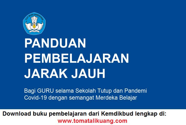 Download Buku Panduan Pembelajaran Jarak Jauh Bagi Guru Pdf Selama Sekolah Tutup Dan Pandemi Covid 19