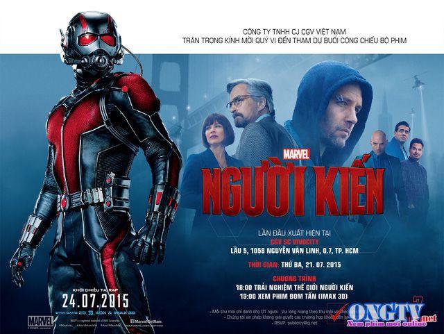 Người Kiến - Ant Man (2015) 1