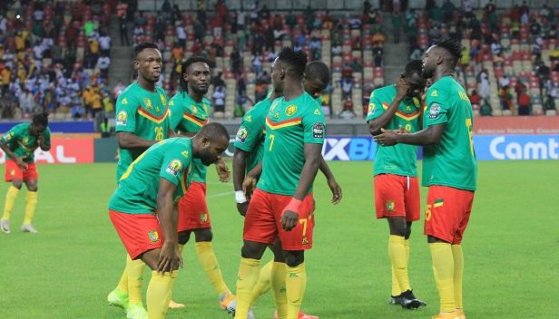 CHAN 2020: Découvrez tous les buts du match RDC - Cameroun (Vidéo)