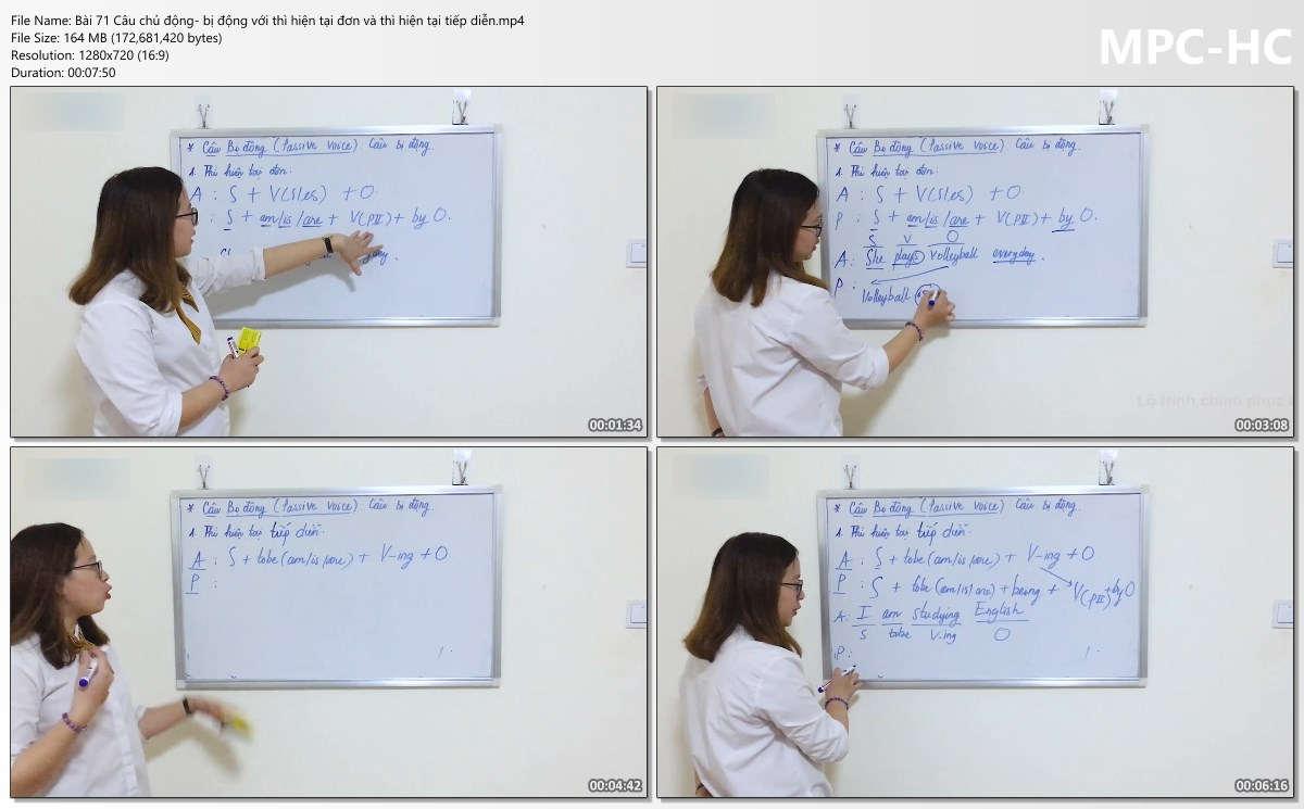 Video Khóa học hướng dẫn phát âm tiếng Anh chuẩn từ A- Z.