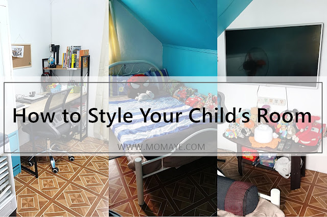 How to Style Your Child's Room