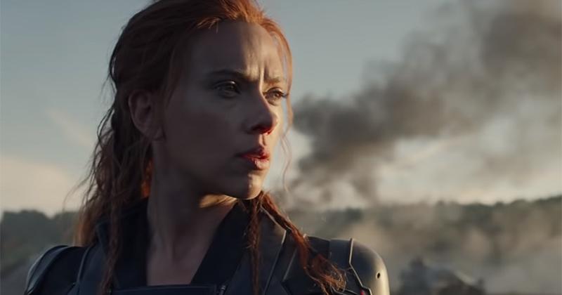 Scarlett Johansson - Viúva Negra (2020)