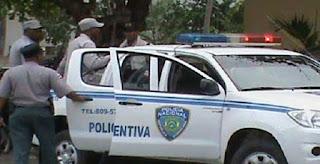 Resultado de imagen para Policia en santiago, RD