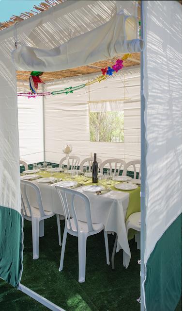 Sucót – A Festa das Cabanas