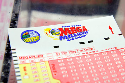 Ticket $1M Mega Millions sold