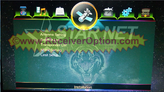 STARNET Q999 1507G 1G 8M STG1 SOFTWARE NEW UPDATE