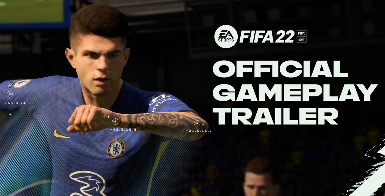gameplay trailer fifa 22