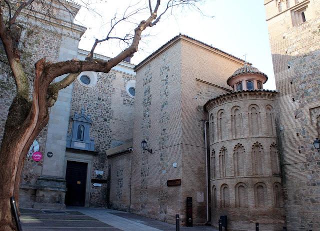 Qué ver en Toledo. Santo Domingo de Silos
