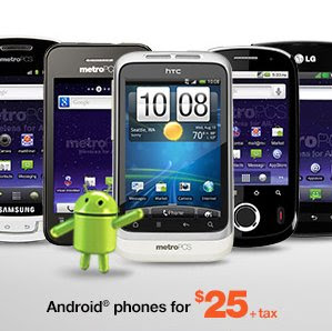 Metropcs Cdma Clearance 25 Android And 99 Lte Phones Prepaid Phone News