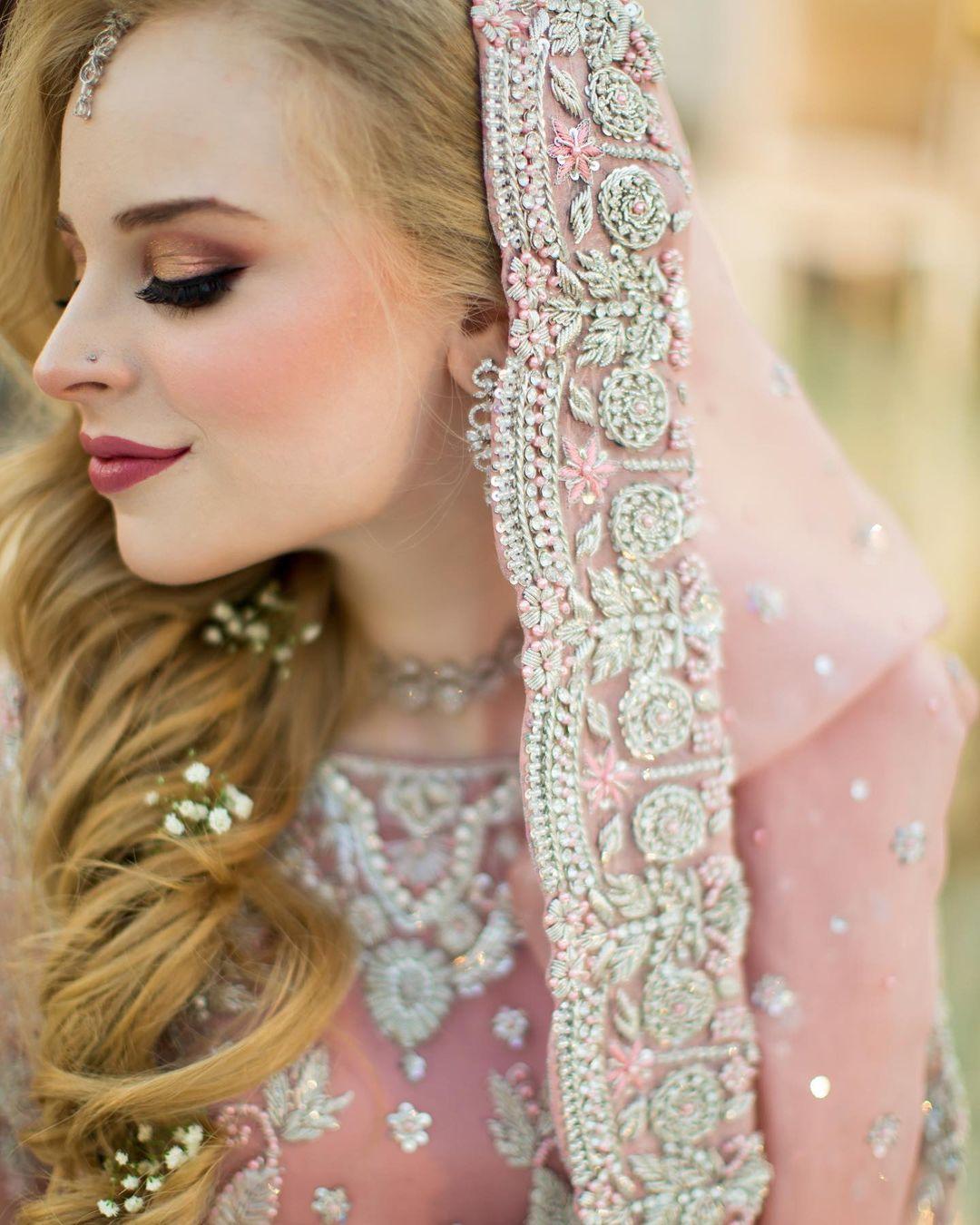 Stylish Bridal Look 2021