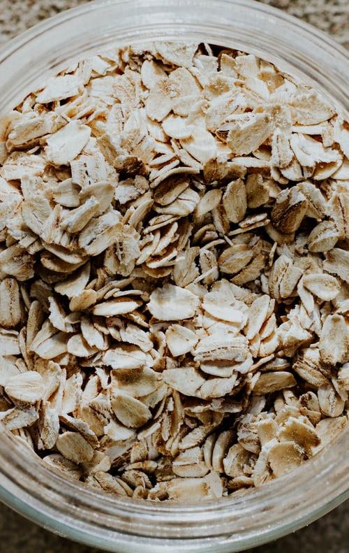 Overnight Chia Seed Oatmeal