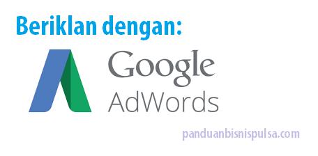 Tips Cara Beriklan Bisnis Pulsa Online dengan Google Adwords
