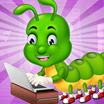 Games4King -  G4K Ponder Caterpillar Escape