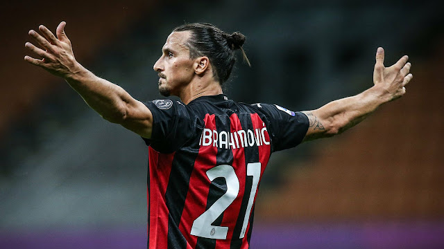 I choose Milan because I was attracted to the impossible - Zlatan Ibrahimovic