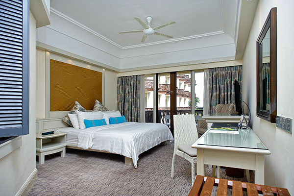 Rooms at Sutera Harbour Resort