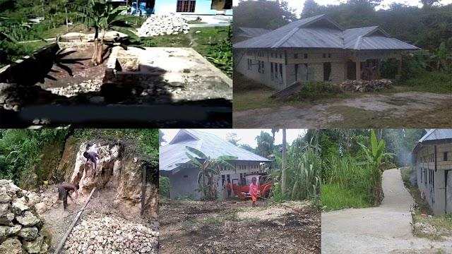 Kisah Tuduhan PENCURIAN TEHEL ( Kramit )  di Kampung Skendi Kabupaten Sorong Selatan