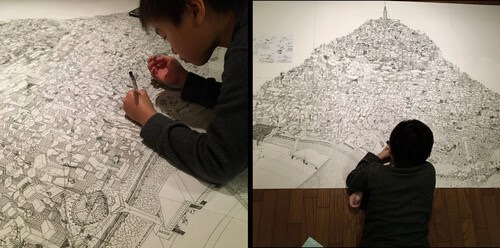 00-suigahaku-10-Year-Old-s-Architectural-Drawings-www-designstack-co