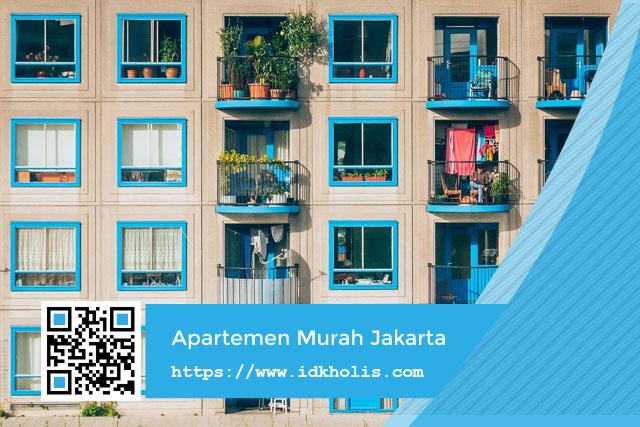 Apartemen Jakarta Pusat Dengan Harga Murah