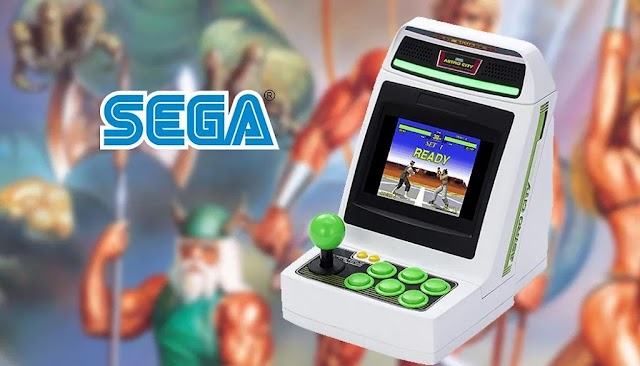 """SEGA Toys Launches """"Astro City Mini"""" and Discloses Additional 13 Game Titles"""