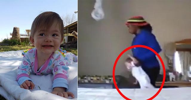 Скрытая камера сняла жестокие издевательства няни над ребенком