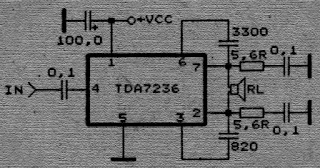 Low voltage audio amplifier circuit from 0 9 volts | Wiring ... on