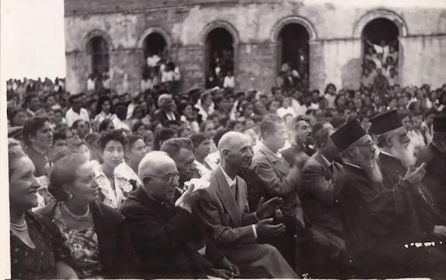 La vita di arbëresh in Calabria negli anni Cinquanta