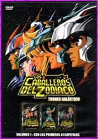 Los Caballeros del Zodiaco Serie Completa | 3gp/Mp4/DVDRip Latino HD Mega