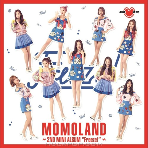 MOMOLAND – Freeze! – EP (ITUNES PLUS AAC M4A)
