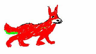 epaint: And the Red Fox
