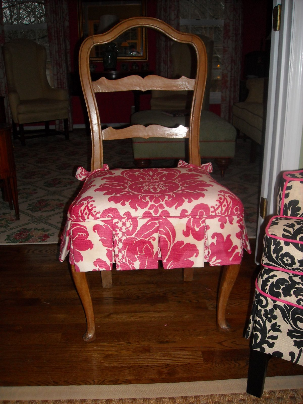 custom dining chair slipcovers stand up desk high room chairs and parson