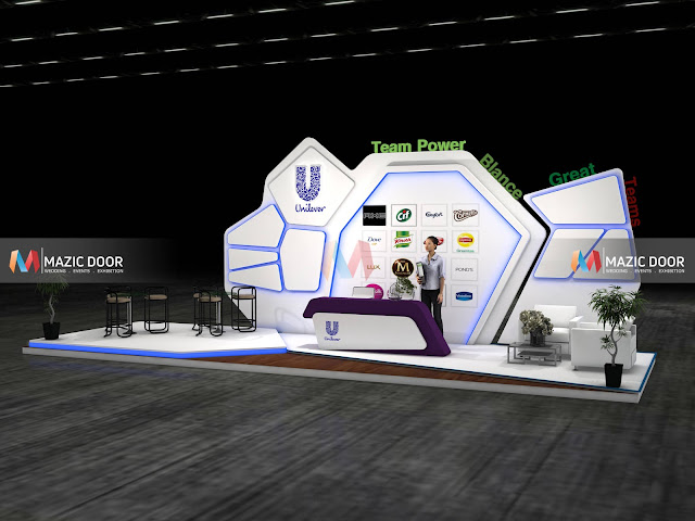 Designing of Exhibition Stall image 02