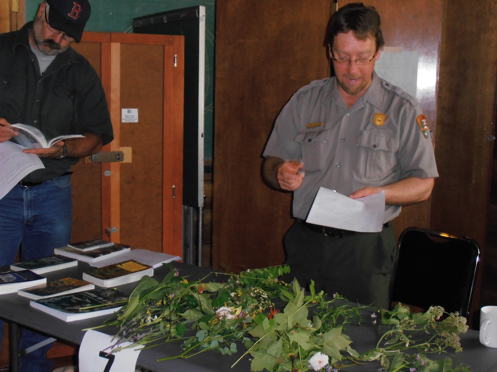 Tacoma Mountaineers Conservation