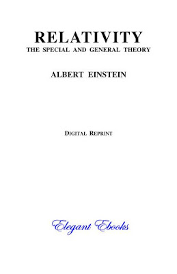 Relativity. The Special and General Theory