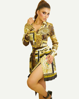 """""""Thirutu Payale 2"""".  The actress has recently received a blockbuster response for her songs """"Doob Gaye"""" with Guru Randhawa and """"Versace Baby"""""""