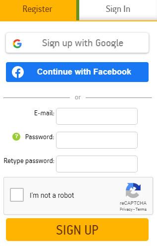 AppsGeyser موقع التسجيل