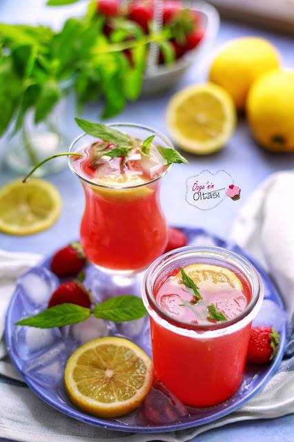 cilekli limonata
