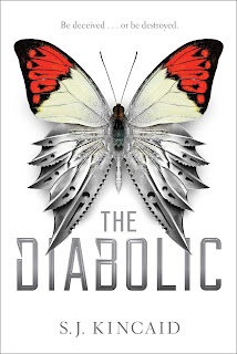 The Diabolic by S.J. Kincaid a standalone for now