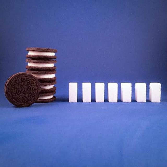 نسبة السكر في المواد الغذائية