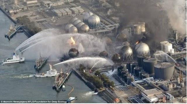 Limbah Nuklir Jepang Dibuang Ke Laut, Pemerintah Indonesia Diminta Waspada