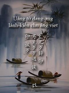 Uâng tử dang-ang lánh-kiến chu âng viet Cover
