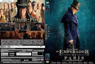 EL EMPERADOR DE PARIS 2018 [COVER - DVD]